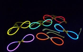 X-Brillen Gestelle - Ohne Knicklichter