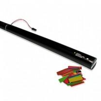 80cm E-Konfetti Shooter - SFP-  Multicolor Paper Konfetit