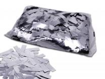 Silber Metallic Konfetti