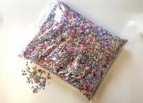 Klassisches Wurfkonfetti - Multicolor
