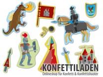 XXL Konfetti - Drache & Ritter