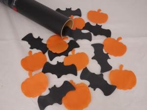28cm Hand Konfetti Shooter - Halloween Horror