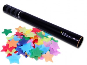 50cm Shooter - Multicolour Sterne