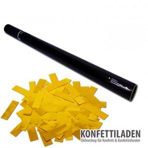 80cm Konfetti Shooter -PRO- Metallic Konfetti - Gold