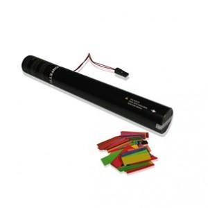 50 cm E-Shooter - Multicolour SFP Konfetti