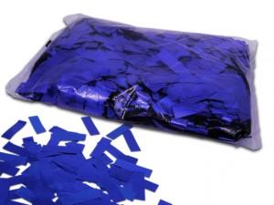 Blau Metallic Konfetti
