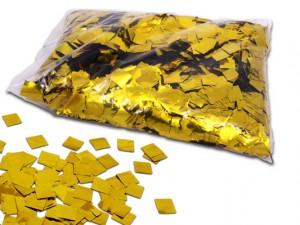 Gold Metallic Squares