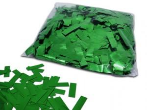 Grün Metallic Konfetti