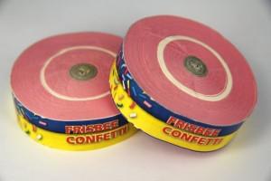 Konfetti Frisbee - Rosa