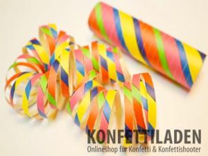 Luftschangen - multicolor - Wellen