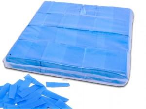 Hellblau - slow falling Paper Konfetti
