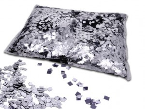 Silber Metallic Pixidust