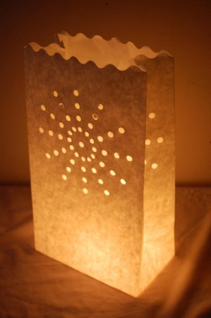 Candle Bag | Motiv SUN