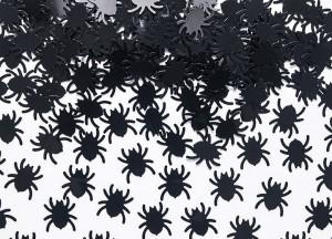 Streukonfetti - Halloween - Black Spider