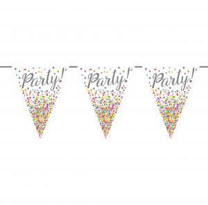 Wimpelkette  | Party | 10m