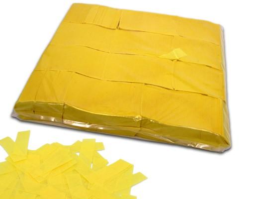 Gelb - Slow falling Paper Konfetti