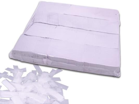 Weiss - Slow falling Paper Konfetti
