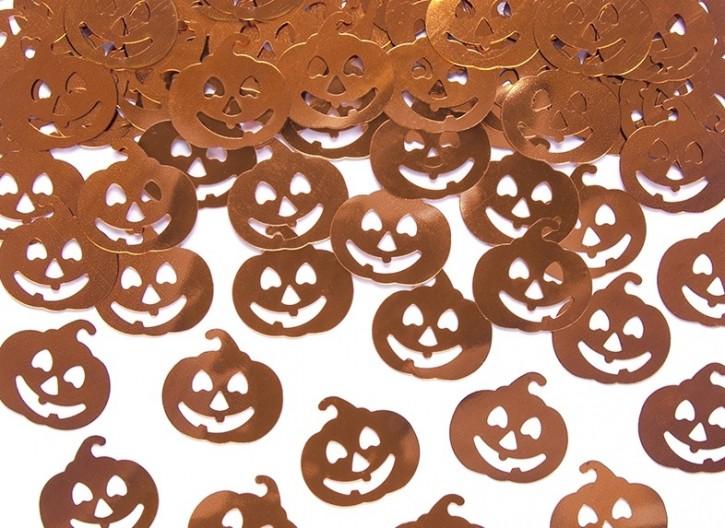 Streukonfetti - Halloween Kürbis Orange