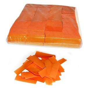 Orange - Slow falling Paper Konfetti