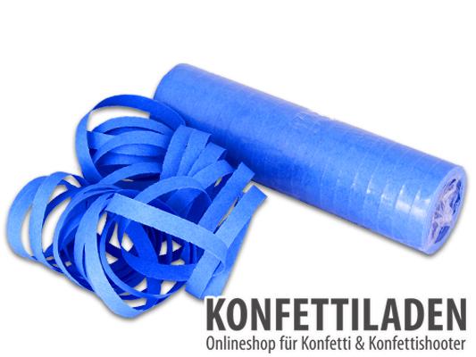 Luftschlangen - Hellblau