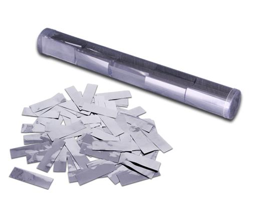 Konfetti Stick - Silber