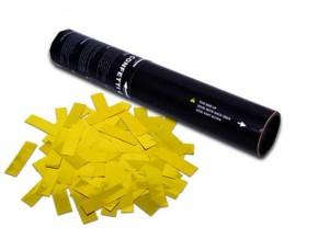 28cm Konfetti Shooter - Metallic Konfetti - Gold