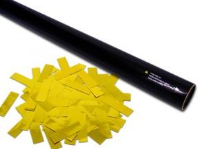 80cm Konfetti Shooter - Metallic Konfetti - Gold