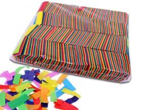 Multicolor - Slow falling Paper Konfetti