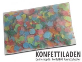 Streukonfetti - Pergamin Tütchen  - Multicolor